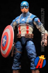 Marvel Legends WWII Captain America figure from Hasbro.
