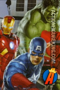 Cardinal Movie Avengers 48-piece jigsaw puzzle.