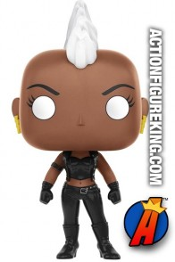 Funko Pop! MARVEL X-Men STORM with Mohawk Vinyl Figure Number 182.
