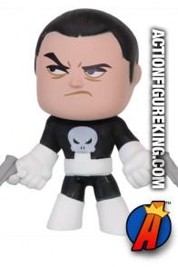 Funko Marvel Mystery Minis Punisher bobblehead figure.