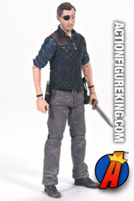 McFarlane Toys Series 4 The Governor action figure from McFarlane Toys.