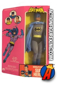 Mego 12-Inch World's Greatest Super-Heroes BATMAN Action Figure.