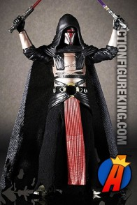 STAR WARS BLACK SERIES 6-Inch Scale DARTH REVAN Action Figure from Hasbro.