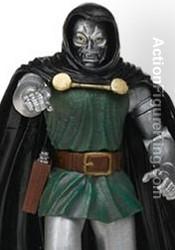 Marvel Legends Fantastic Four Gift Set 6 inch Doctor Doom action figure from Toybiz.