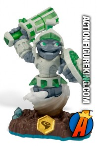 First edition Doom Stone from Skylanders Swap-Force and Activision.