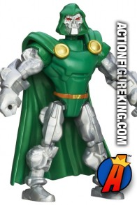 Hasbro presents this 6-Inch Marvel Super Hero Mashers Doctor Doom figure.
