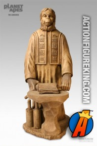 Limited edition Lawgiver polystone statue from Sideshow Collectibles.