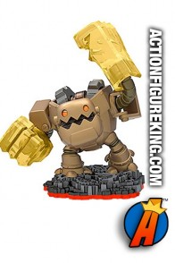 Skylanders Trap Team first edition Jawbreaker figure from Activision.