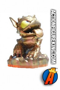 Skylanders Giants exclusive Color Shift Hot Dog figure from Activision.