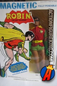 DC Comics Sixth-scale Magnetic Robin action figure from Mego Corp.