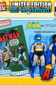 Limited Edition 8 Inch DC Superhero Two-Packs Series 1: Batman VS. Catwoman