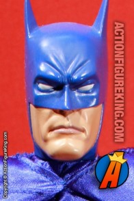 Amazing Heal Adams style head sculpt on this sixth-scale custom Batman action figure.