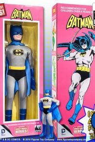 DC Comics retro quarter-scale BATMAN action figure from FTC.