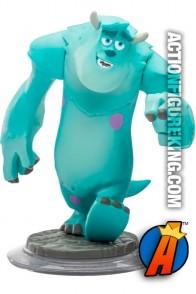 Disney Infinity Originals Monsters University Sulley figure.