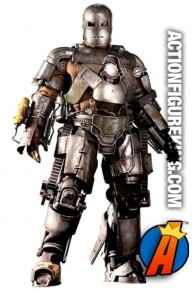 12-inch scale Iron Man Mark 1 action figure from Hot Toys.