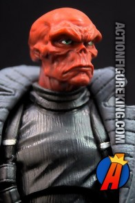 Marvel Legends Infinite Series Red Skull figure from Hasbro.
