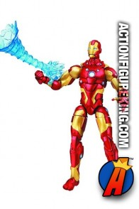 Avengers Infinite Series 01 3.75 inch Heroic Age Iron Man action figure from Hasbro.