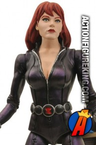 7-Inch scale Marvel Select Black Widow action figure from Diamond Select Toys.
