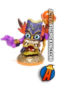 Skylanders Giants color variant Royal Doule Trouble figure from Activision.