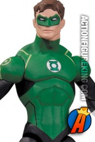 New 52 style Green Lantern action figure based on the animated Justice League War movie.