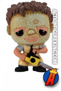 Funko Pop! Movies The Texas Chainsaw Masacre Leatherface vinyl figure.