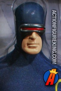 Mego-style 9-inch Cyclops action figure from Hasbro's Marvel Signature Series.