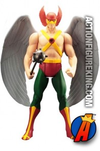 Kotobukiya DC COMICS SUPER-POWERS Collection HAWKMAN ArtFX statue.