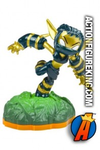Skylanders Giants Legendary Stealth Elf figure from Activision.
