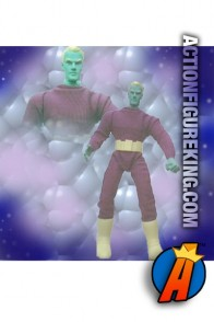 LEGION OF SUPER-HEROES Custom 9-inch BRAINIAC 5 Action Figure.