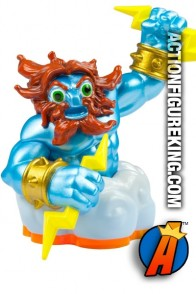 Skylanders Giants Lightning Rod figure from Activision.