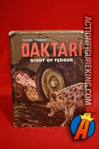 Daktari: Night of Terror A Big Little Book from Whitman.