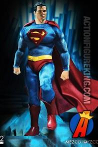 MEZCO One:12 Collective DC Comics Classic SUPERMAN Action Figure.
