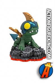 Skylanders Trap Team first edition Drobit figure from Activision.