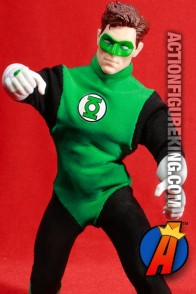DC Super-Heroes 9-inch scale Silver Age Green Lantern action figure from Hasbro.