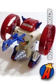 Mego Micronauts vattery-operated Microtron action figure.
