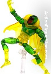 Marvel Legends Series 7 Phasing Vision Variant action figure from Toybiz.