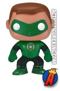Funko Pop! Heroes Hal Jordan Green Lantern movie vinyl bobblehead figure.