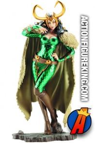 Kotobukiya Marvel Avengers LADY LOKI Bishoujo Statue.