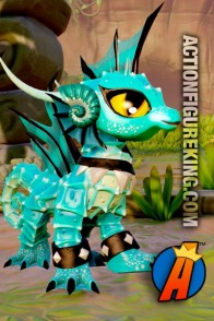 Skylanders Trap Team first edition Echo figure from Activision.