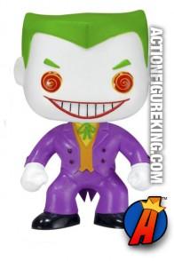 Funko 6-inch Pop Heroes Joker figure.