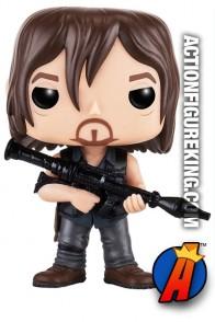 Funko Pop! TV WALKING DEAD DARYL Rocket Launcher figure no. 391.