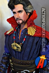 MARVEL COMICS Custom Tonner Doctor Strange Action Figure.