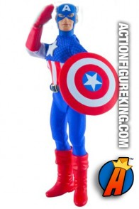 Retro-style Captain America from their Legendary Marvel Heroes line.