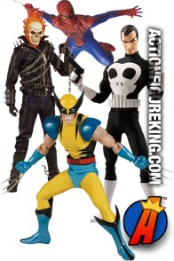 MEDICOM Sixth-Scale MARVEL COMICS Real Action Heroes.