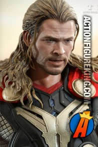 Hot Toys 1/6th scale fully articulated Thoraction figure with authentic cloth outfit.