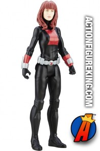 Hasbro Titan Hero Series sixth-scale BLACK WIDOW action figure.
