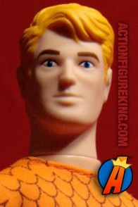 Mattel's Retro Action Aquaman figure is modeled after vintage Mego's.