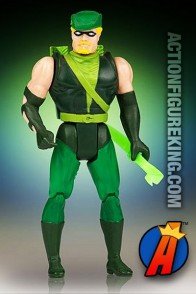 Jumbo Sixth-Scale KENNER DC Super Heroes GREEN ARROW Figure.