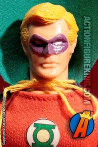 Alan Scott - Custom Mego Golden Age Green Lantern figure.