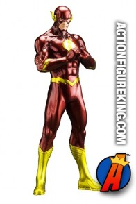 Kotobukiya DC COMICS NEW 52 THE FLASH ArtFX Statue.